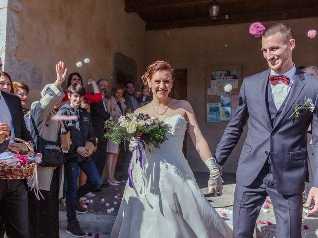 Le mariage de Eloise et Nicolas à Le Reposoir, Haute-Savoie 66