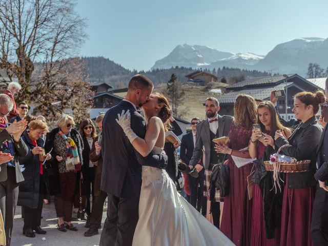 Le mariage de Eloise et Nicolas à Le Reposoir, Haute-Savoie 67