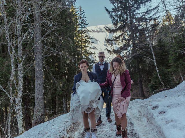 Le mariage de Eloise et Nicolas à Le Reposoir, Haute-Savoie 69
