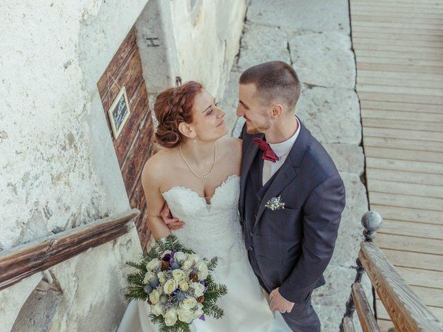 Le mariage de Eloise et Nicolas à Le Reposoir, Haute-Savoie 78