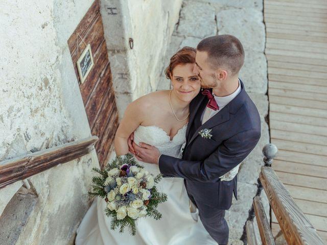 Le mariage de Eloise et Nicolas à Le Reposoir, Haute-Savoie 79