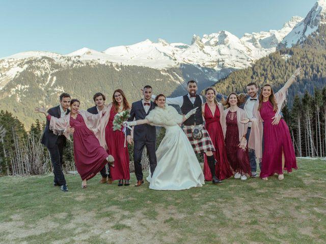 Le mariage de Eloise et Nicolas à Le Reposoir, Haute-Savoie 80