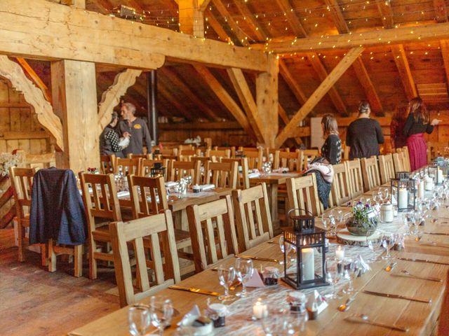 Le mariage de Eloise et Nicolas à Le Reposoir, Haute-Savoie 81