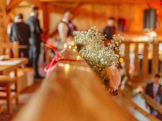 Le mariage de Eloise et Nicolas à Le Reposoir, Haute-Savoie 83