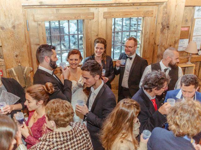 Le mariage de Eloise et Nicolas à Le Reposoir, Haute-Savoie 90
