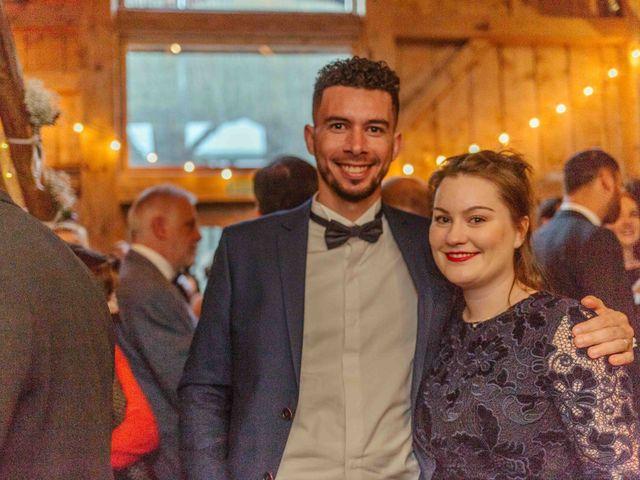 Le mariage de Eloise et Nicolas à Le Reposoir, Haute-Savoie 91