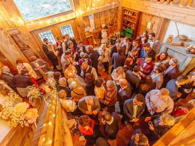 Le mariage de Eloise et Nicolas à Le Reposoir, Haute-Savoie 93