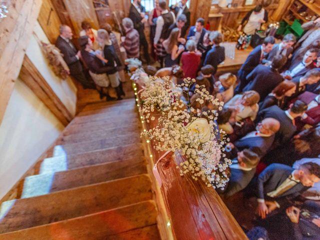 Le mariage de Eloise et Nicolas à Le Reposoir, Haute-Savoie 94