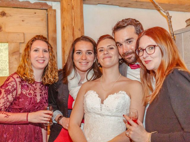 Le mariage de Eloise et Nicolas à Le Reposoir, Haute-Savoie 96