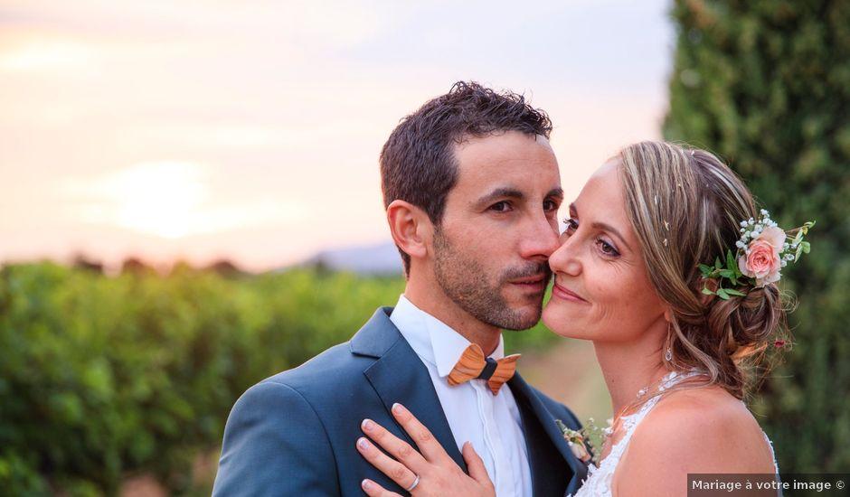 Le mariage de Sébastien et Audrey à Seillons-Source-d'Argens, Var