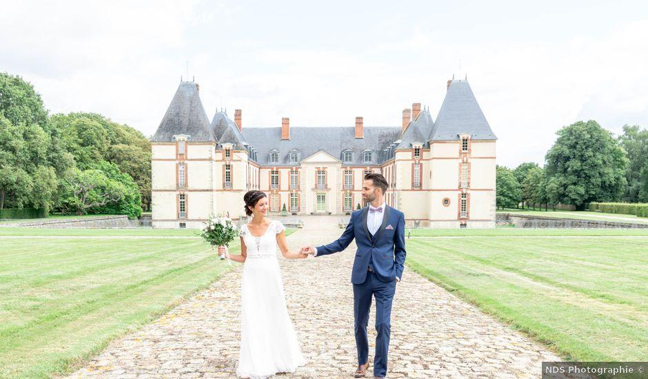 Le mariage de Loïc et Gwladys à Réveillon, Marne