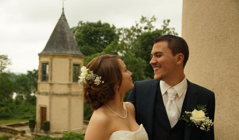 Le mariage de Thomas et Eva à Saint-Hilaire-de-Court, Cher