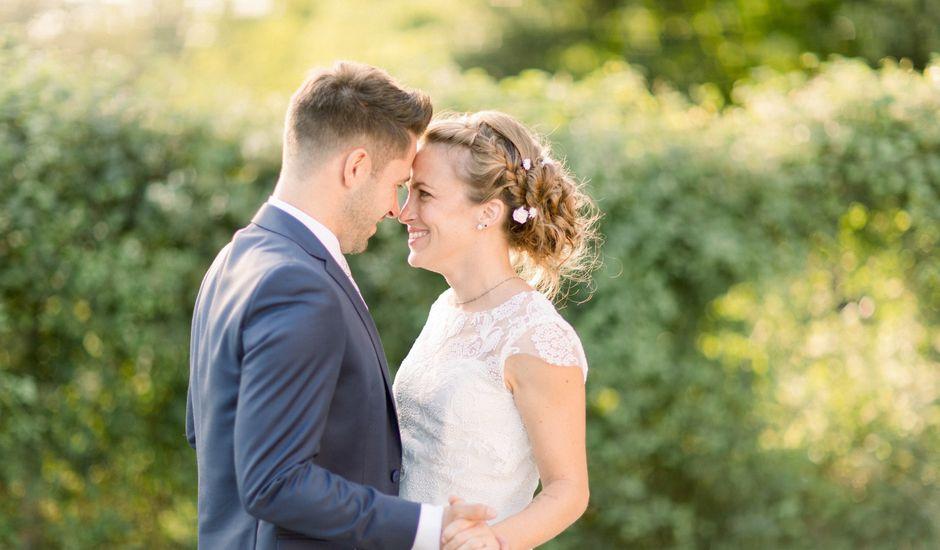 Le mariage de Matthieu et Sophie à Clermont, Landes
