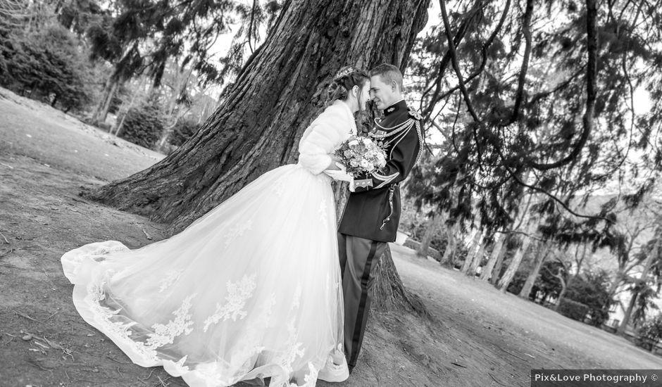 Le mariage de Luc et Blandine à Wittelsheim, Haut Rhin