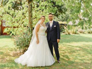 Le mariage de Sophie et Christophe