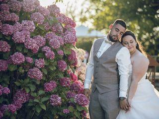 Le mariage de Sarah et Kévin