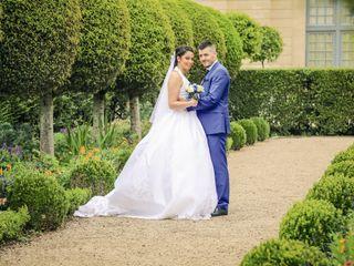 Le mariage de Hayet et Benjamin
