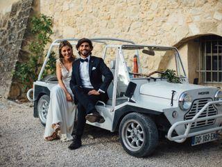 Le mariage de Pauline et Bertrand 1