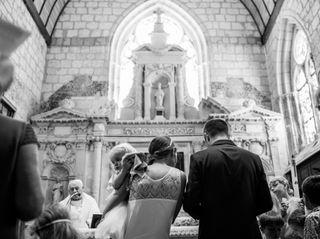 Le mariage de Hortense et Hervé