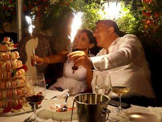Le mariage de Marie Muriel  et Bruno