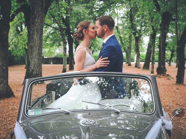 Le mariage de Céline et Romain