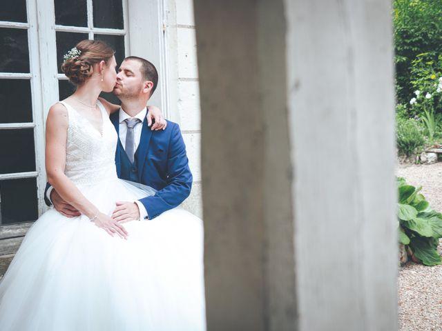 Le mariage de Romain et Céline à Bléré, Indre-et-Loire 7
