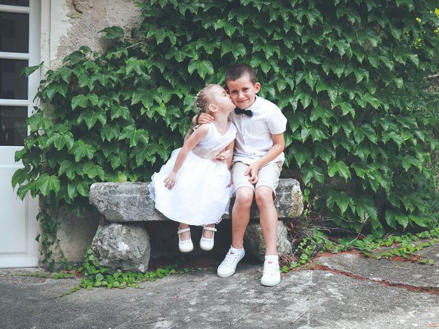 Le mariage de Romain et Céline à Bléré, Indre-et-Loire 9