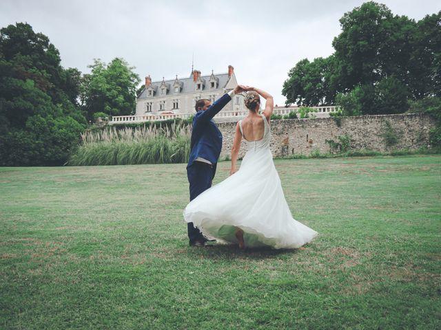 Le mariage de Romain et Céline à Bléré, Indre-et-Loire 12