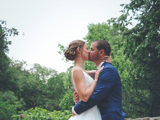 Le mariage de Romain et Céline à Bléré, Indre-et-Loire 17