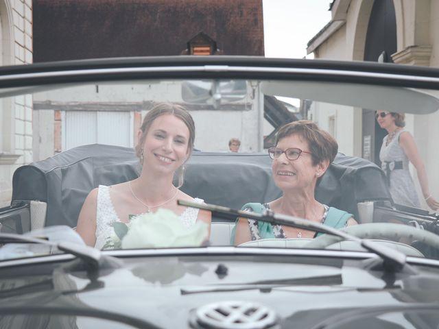 Le mariage de Romain et Céline à Bléré, Indre-et-Loire 27