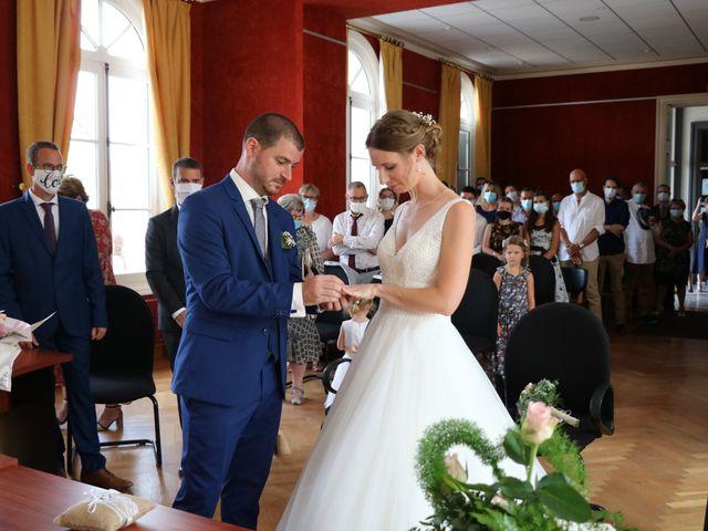 Le mariage de Romain et Céline à Bléré, Indre-et-Loire 33