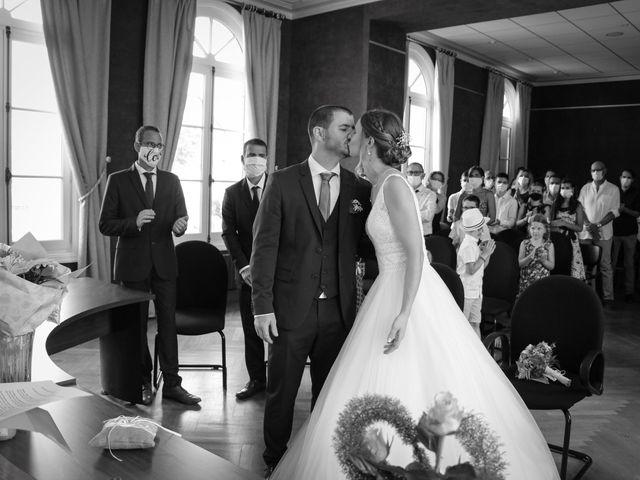 Le mariage de Romain et Céline à Bléré, Indre-et-Loire 35