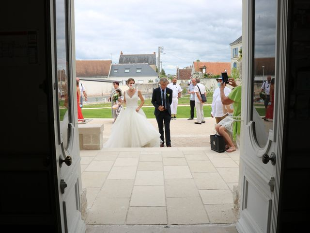 Le mariage de Romain et Céline à Bléré, Indre-et-Loire 38