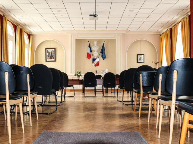 Le mariage de Romain et Céline à Bléré, Indre-et-Loire 39