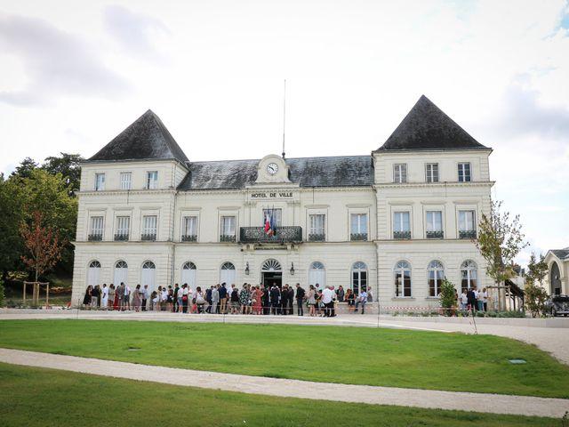 Le mariage de Romain et Céline à Bléré, Indre-et-Loire 41