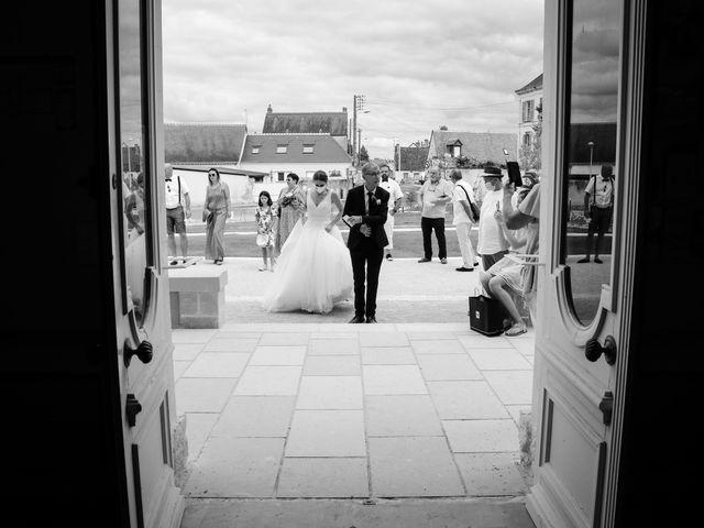 Le mariage de Romain et Céline à Bléré, Indre-et-Loire 43