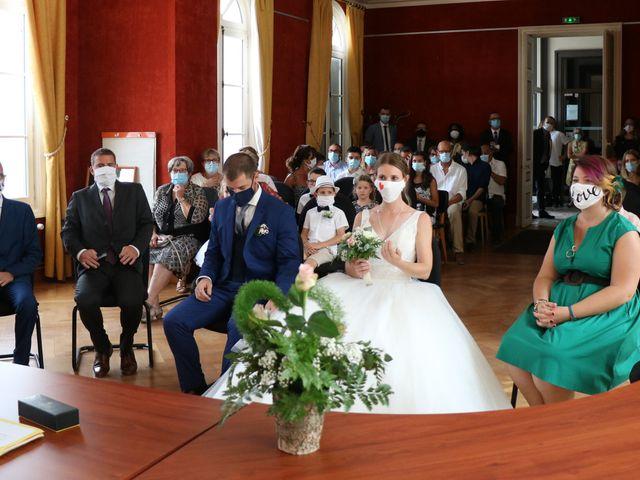 Le mariage de Romain et Céline à Bléré, Indre-et-Loire 45