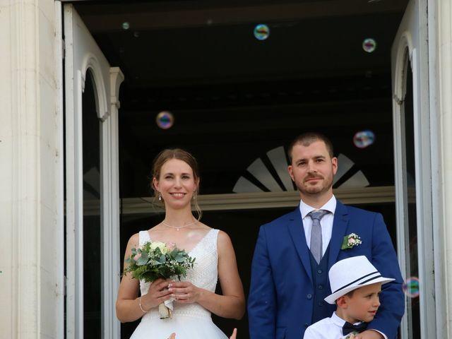 Le mariage de Romain et Céline à Bléré, Indre-et-Loire 77