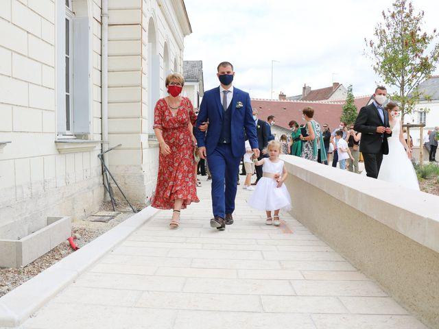 Le mariage de Romain et Céline à Bléré, Indre-et-Loire 82