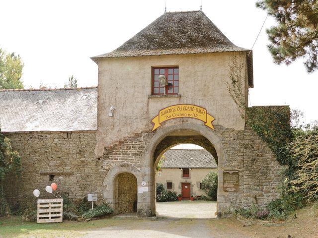 Le mariage de Christophe et Sophie à La Roche-Bernard, Morbihan 1