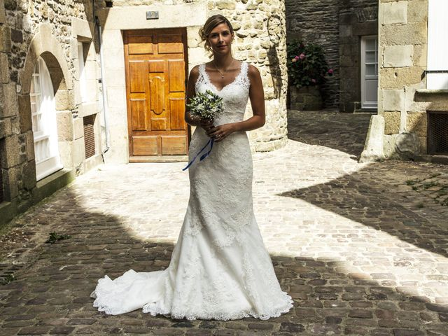 Le mariage de Laura et Claude à Saint-Malo, Ille et Vilaine 9