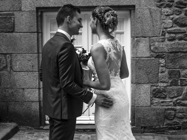 Le mariage de Laura et Claude à Saint-Malo, Ille et Vilaine 10