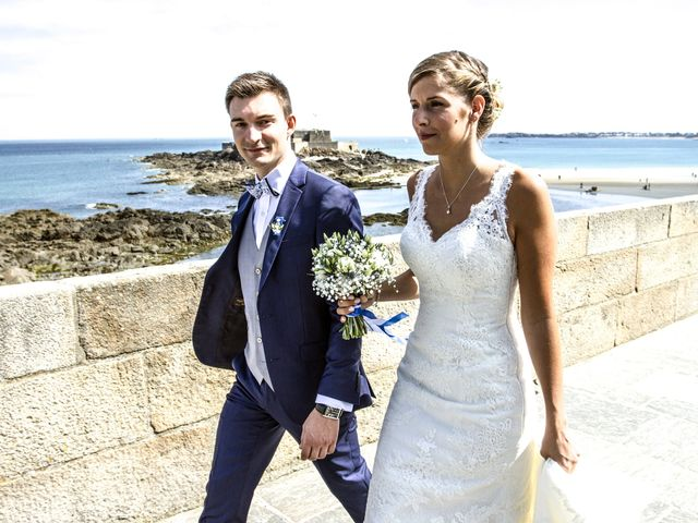 Le mariage de Laura et Claude à Saint-Malo, Ille et Vilaine 14