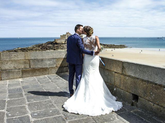 Le mariage de Laura et Claude à Saint-Malo, Ille et Vilaine 15