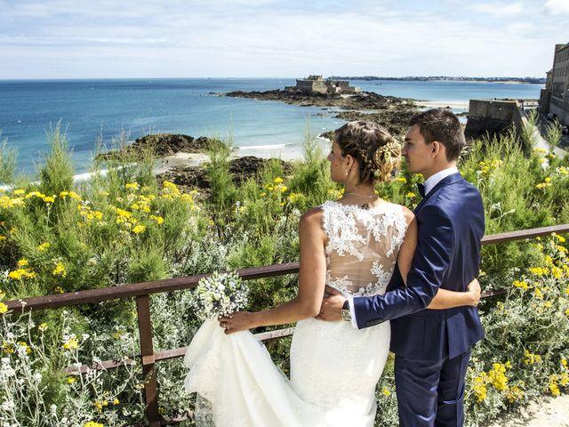 Le mariage de Laura et Claude à Saint-Malo, Ille et Vilaine 18