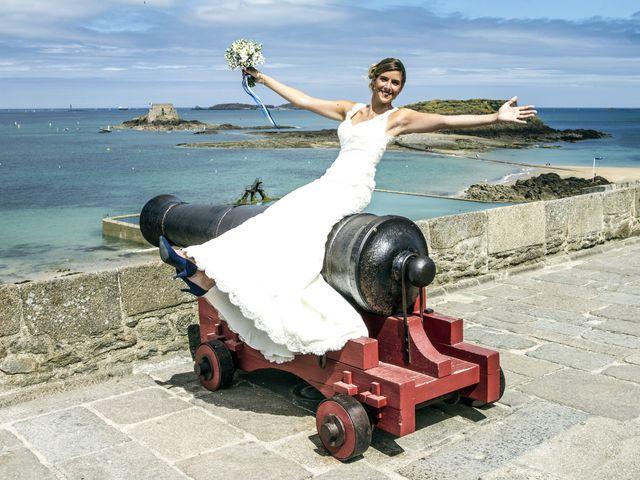 Le mariage de Laura et Claude à Saint-Malo, Ille et Vilaine 19