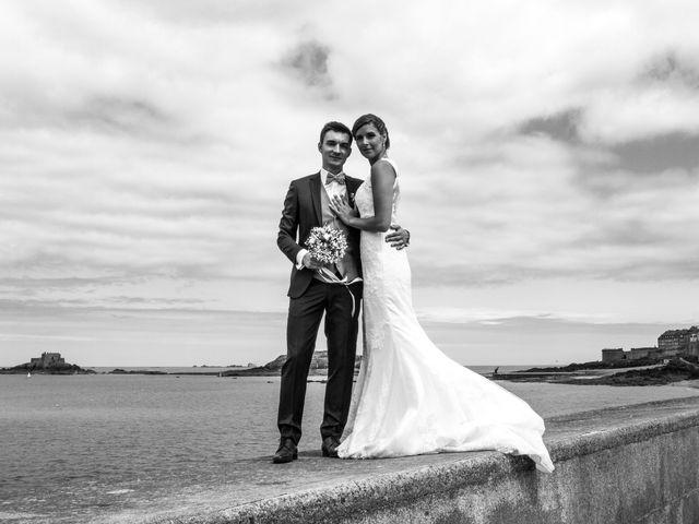 Le mariage de Laura et Claude à Saint-Malo, Ille et Vilaine 22