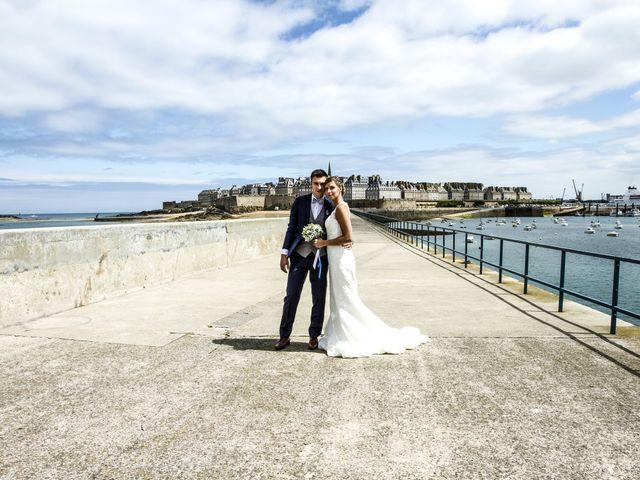 Le mariage de Laura et Claude à Saint-Malo, Ille et Vilaine 26