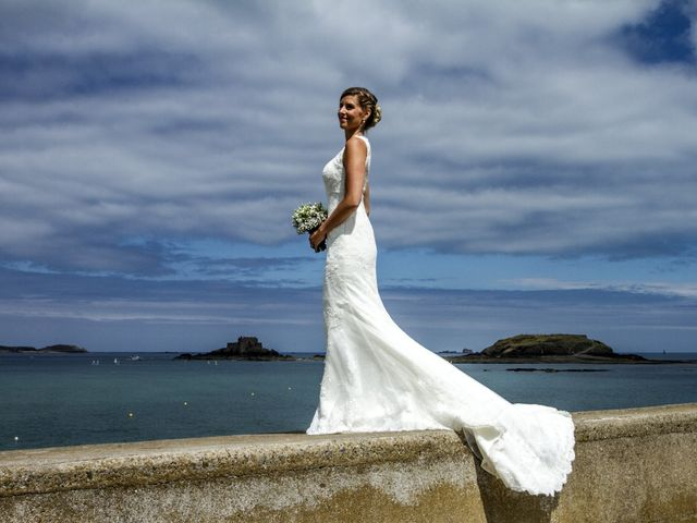 Le mariage de Laura et Claude à Saint-Malo, Ille et Vilaine 28