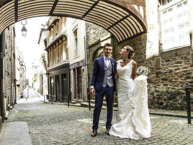 Le mariage de Laura et Claude à Saint-Malo, Ille et Vilaine 34